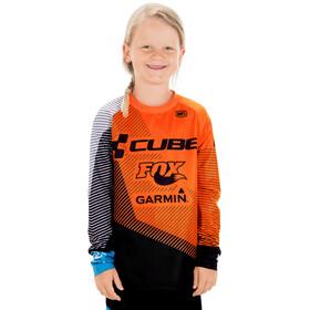 Cube Junior Edge Trikot langarm action team
